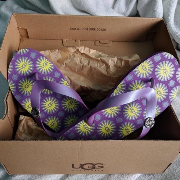 UGG Shoes - Brand new Ugg flip flops